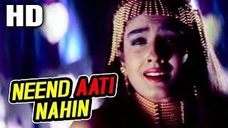 Neend Aati Nahin | Poornima, Abhijeet | Vijeta 1996 Songs