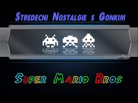 Středeční nostalgie s Gonkim - Super Mario Bros