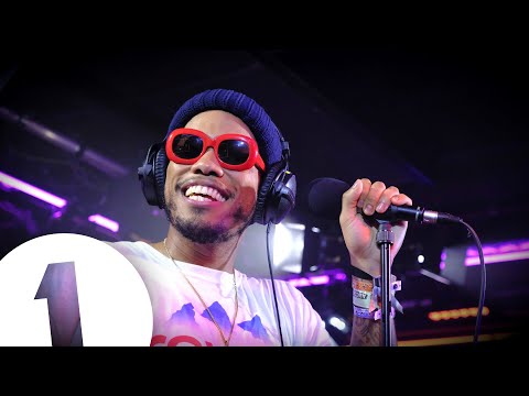 Anderson .Paak - Jet Black in the Live Lounge