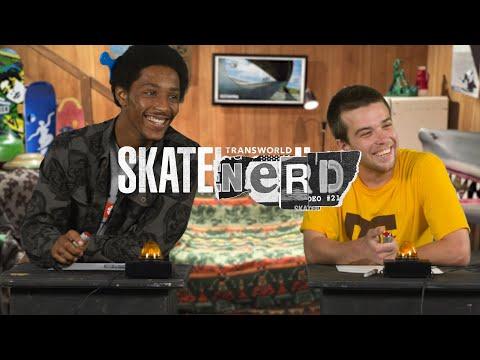 Skate Nerd: Dominick Walker Vs. Chase Webb | TransWorld SKATEboarding