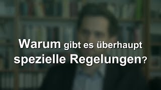 Warum haben manche Minderheiten Sonderrechte in Deutschland?