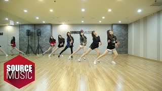 여자친구(GFRIEND) - 유리구슬(Glass Bead) Dance Practice ver.
