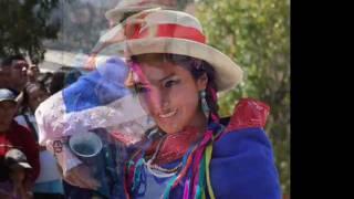 Mujer andina - Pastorita Huaracina