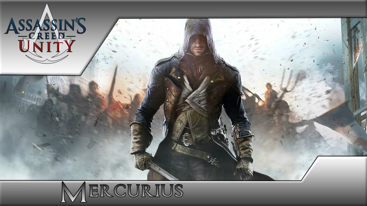 [TUTO] [FR] Nostradamus - Assassin's Creed Unity : Mercurius - Birko117