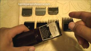 Oster Clippers - Classic 76 Hair Clipper Review