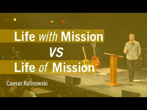 Life of Mission VS Life with Mission