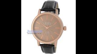Видео обзор наручных часов LEVEL 1025639R