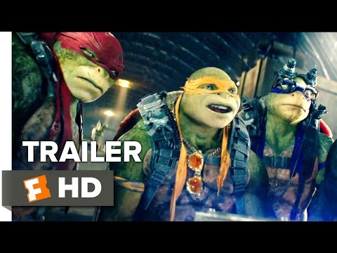 Movie about Teenage Mutant Ninja Turtles
