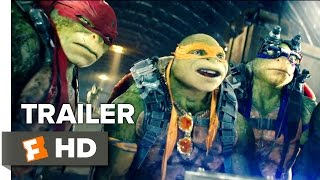 Teenage Mutant Ninja Turtles: Out of the Shadows Official Trailer #3 (2016) - Movie HD