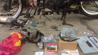 honda xrm 125 engine rebuild - मुफ्त ऑनलाइन वीडियो