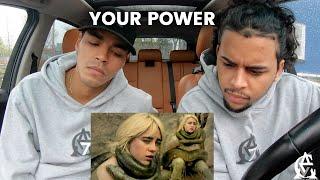 Billie Eilish - Your Power   REACTION REVIEW