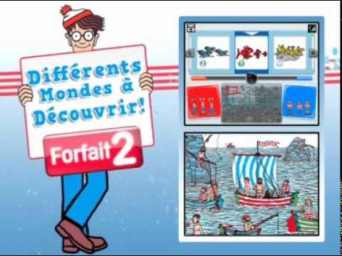 Où est Charlie ? Le Voyage Fantastique - Forfait 3 Wii