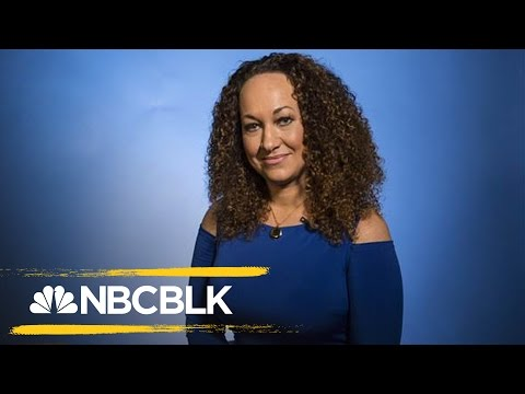 Rachel Dolezal Says She Identifies As 'Trans-Black' | NBC BLK | NBC News