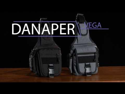 Сумка Danaper Vega, Black для скрытого ношения оружия, чёрная
