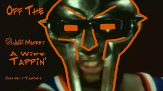 "MF DOOM & Gorillaz - ""November Has Come"" Video (Re-Edited)"