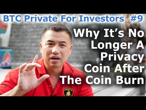Bitcoin Private For Investors #9 - Why BTCP Is No Longer A Privacy Coin After The Coin Burn