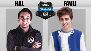 FAVIJ vs HAL (Campione Italiano di OVERWATCH)