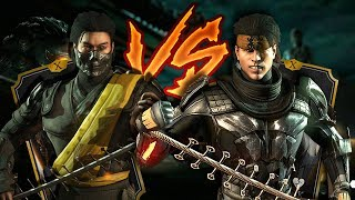 ТАКЕДА РОНИН VS ТАКЕДА СИРАЙ РЮ! КТО ЛУЧШЕ? Mortal Kombat X Mobile