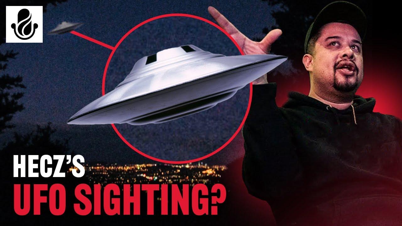 UNRELEASED UFO FOOTAGE (VIDEO INCLUDED)
