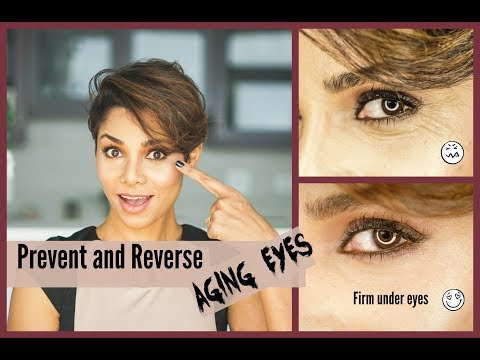 STOP WRINKLES and LOOK YOUNGER/ DO'S and DON'Ts about UNDER EYE CARE routine/ Blushwithme-Parmita