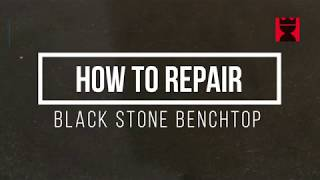 HOW TO REPAIR STONE FLOORING AND BENCHTOPS?