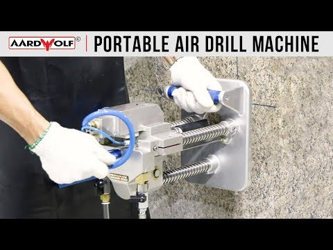 Portable Air Drill Machine