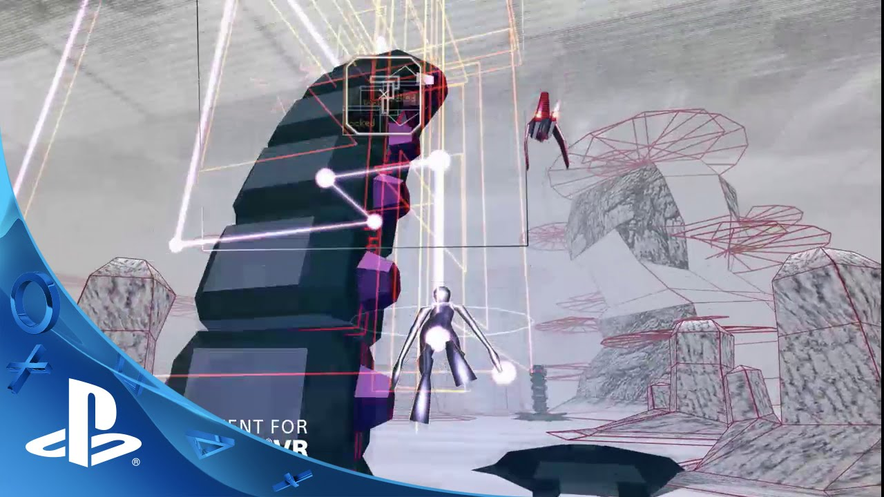 Rez Infinite Revealed for PlayStation VR