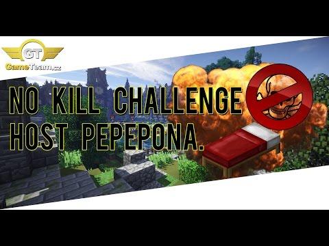 GameTeam.cz | NO KILL CHALLENGE !!! S EPICKÝM KONCEM !!! w/ Pepepona