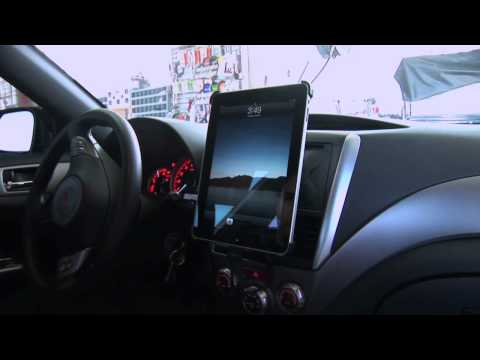 Scosche Takes A Crack At A Dashboard iPad Mount