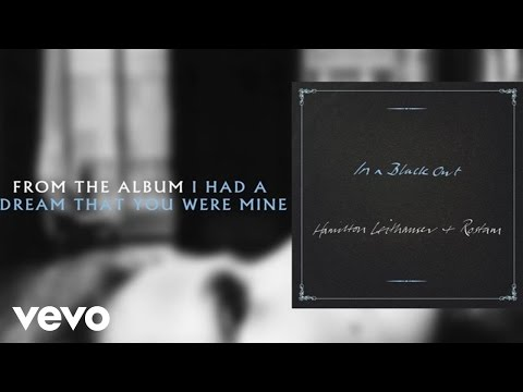 Hamilton Leithauser + Rostam - In a Black Out (Official Audio)