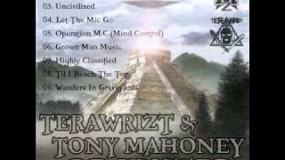 TERAWRIZT & TONY MAHONEY   REVISITED EP PREVIEW
