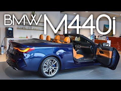 New BMW 4 Series M440i 2021