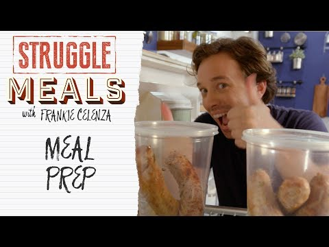 Meal Prep For Cheap | Struggle Meals