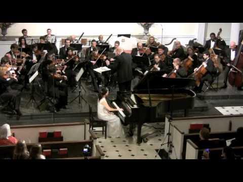 Mozart Piano Concerto Tu-Quyen Hoang Tran, pianist & Per Brevig, conductor