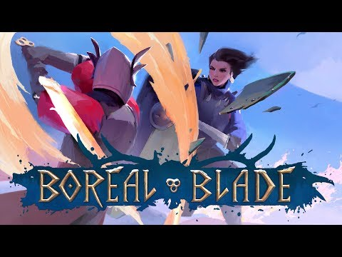Boreal Blade  - Announcement Trailer thumbnail