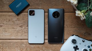 OnePlus 7T vs Google Pixel 4 XL: Closer than you might think