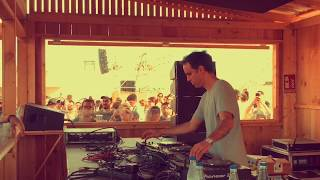 FOUR TET   Opal Remix #bicep DJ Set At Xiringuito #PS2018 @fourtet @primavera_sound #barcelona