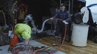 Watch Andy Hillstrand Whip The Time Bandit Crew Into Shape | Deadliest Catch