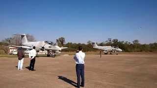 preview picture of video 'Pucará - 102 Aniversario de la Fuerza Aérea en Presidencia Roque Sáenz Peña, Chaco.'