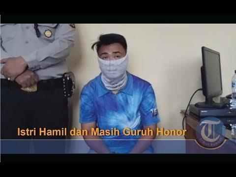 Guru Olahraga Cabuli 7 Siswi di Muaraenim | Istri Hamil dan Masih Berstatus Honor