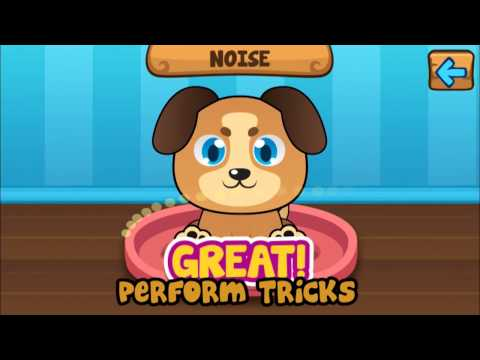 Video of My Virtual Dog - Pup & Puppies