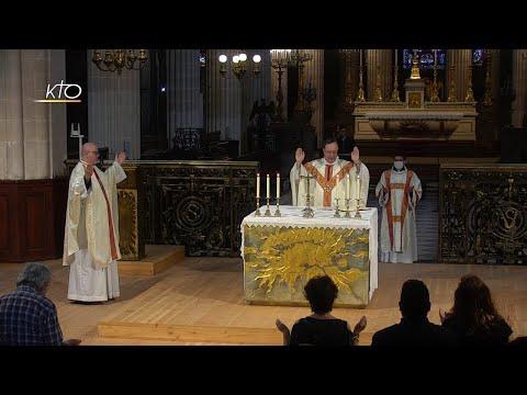 Messe du 23 juin 2020 à St-Germain-l'Auxerrois