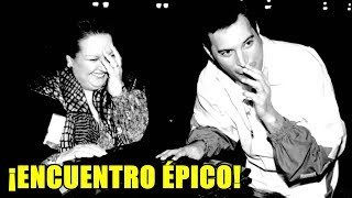 ¡El Encuentro ÉPICO entre Freddie Mercury & Montserrat Caballé!
