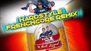 PartyfrieX   Ik Moet Zuipen (Hardstyle Frenchcore Remix)