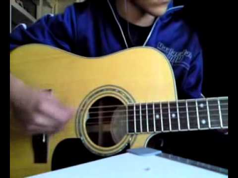 Animal I Have Become- Acoustic cover Three Days Grace