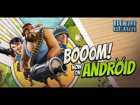 Vidéo Boom Beach