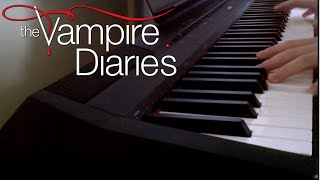 The Vampire Diaries Theme (End Credits) on Piano