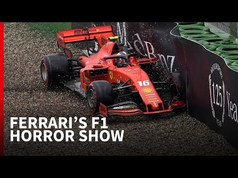 'Ferrari has turned itself into a shambles' - Gary Anderson