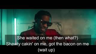 Camila Cabello ft. Young Thug - Havana Official Video Lyrics
