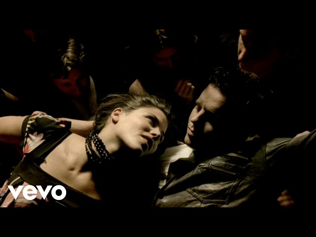 In The Dark (feat. Christian Burns) - TIESTO
